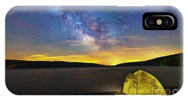 Stellar Camp IPhone Case