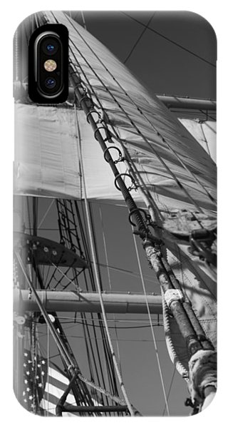The Star Of India Mast IPhone Case