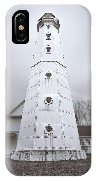Steel iPhone Case - The Steel Tower by Scott Norris