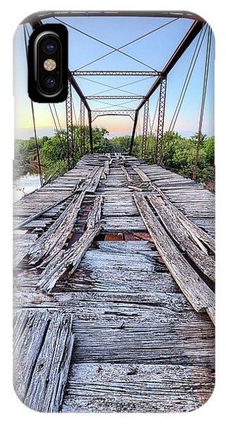 The Steinman Bridge IPhone Case