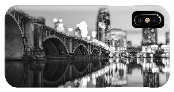 The Central Avenue Bridge IPhone Case