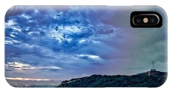 The Storm And The Light IPhone Case