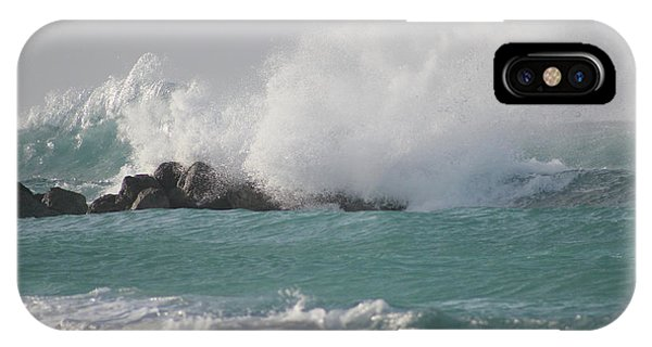 The Storm In My Head IPhone Case