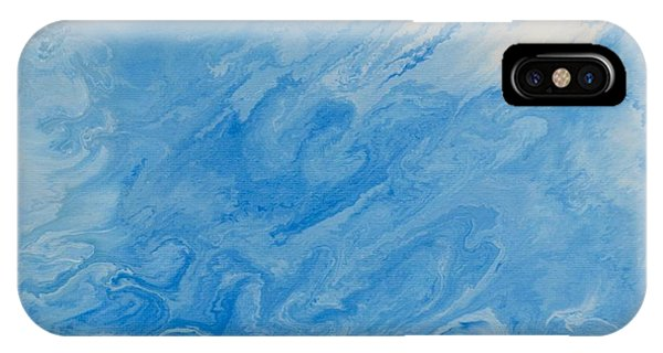 The Storm Of Neptune IPhone Case