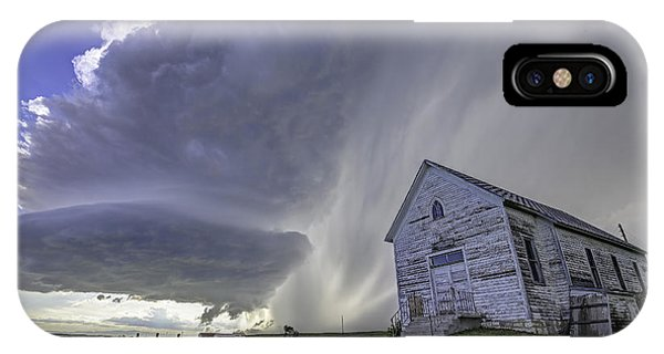 The Storm Will Pass IPhone Case