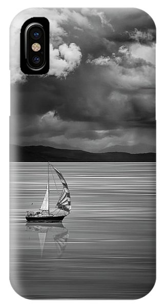 The Strait Of Georgia IPhone Case