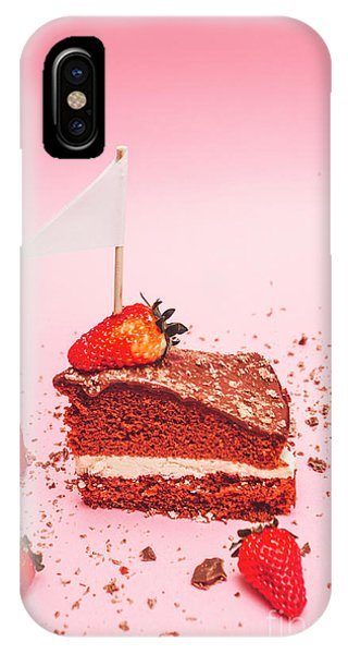 Cake iPhone Case - The Sugar Hiatus  by Jorgo Photography - Wall Art Gallery
