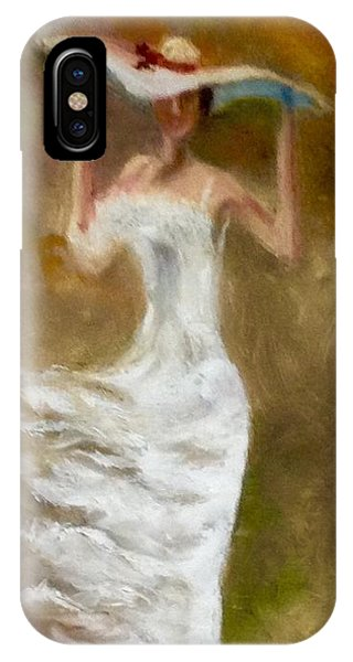 Stephen King iPhone Case - The Summer Wind by Stephen King
