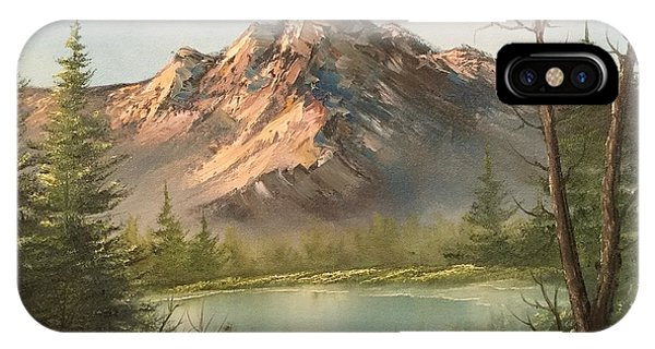 The Summit  IPhone Case