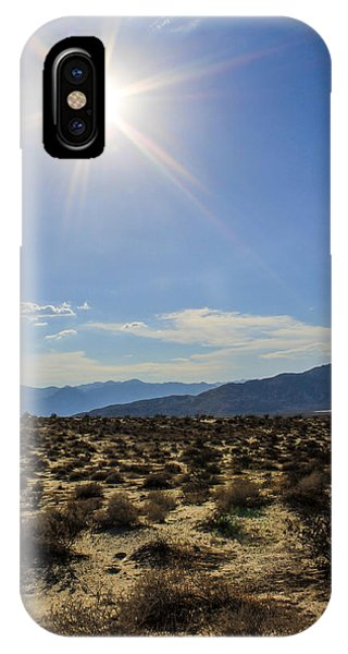 IPhone Case featuring the photograph The Sun by Break The Silhouette