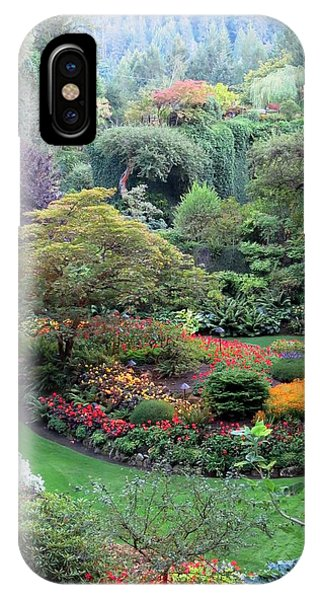 The Sunken Garden IPhone Case