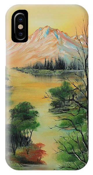 The Swamp 2 IPhone Case