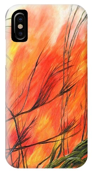 The Sweet Inferno IPhone Case
