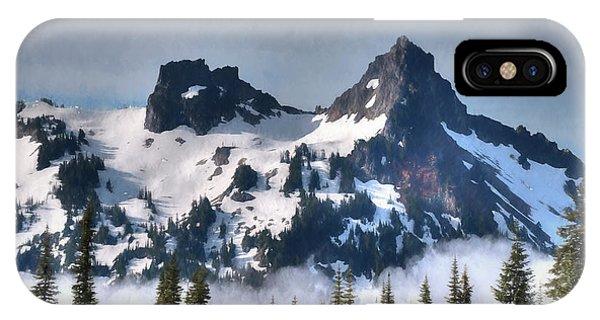 The Tatoosh, Washington, Usa IPhone Case