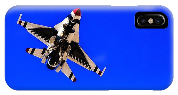 The Team Usaf Thunderbirds IPhone Case