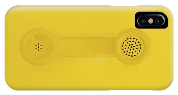 Bell iPhone Case - The Telephone Handset by Scott Norris
