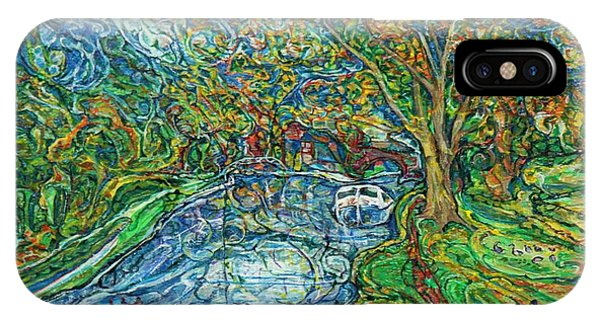 The Thames At Oxford IPhone Case