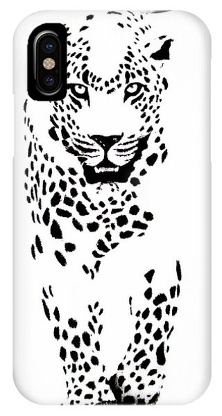 The Three Musketeers - Leopard IPhone Case