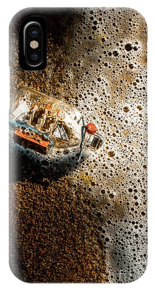The Tide And Its Takers IPhone Case