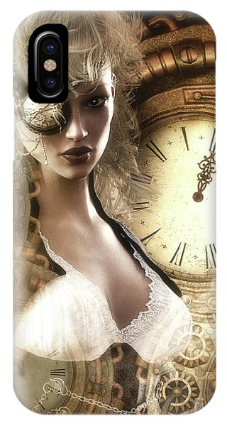 iPhone Case - The Time Has Come by Shanina Conway