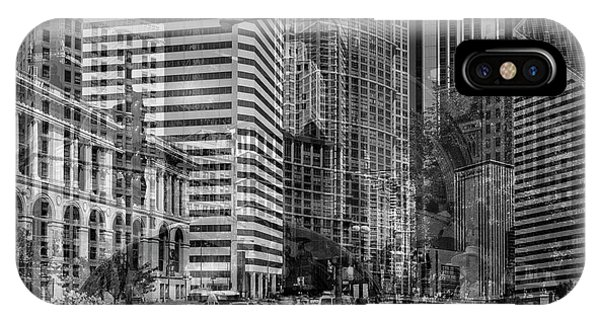 The Tourists - Chicago 03 IPhone Case