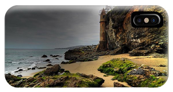 The Tower At Laguna IPhone Case