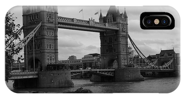 The Tower Bridge IPhone Case