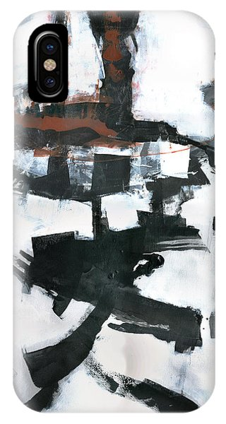 Abstract Expression iPhone Case - The Tower by Patricia Ariel
