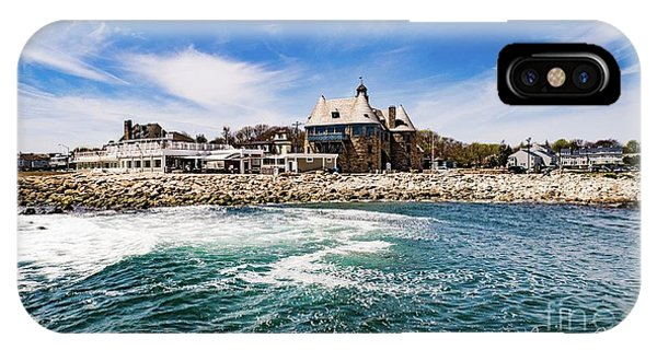 The Towers Of Narragansett  IPhone Case