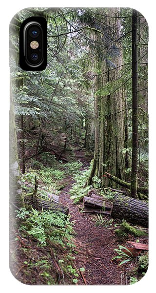 the Trail IPhone Case