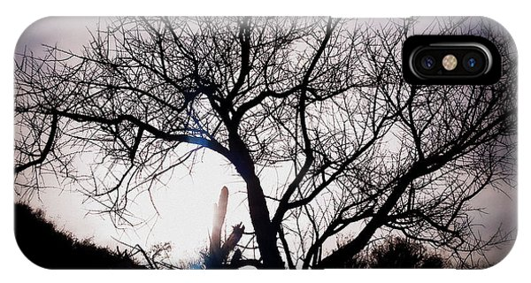 The Tree Of Wisdom IPhone Case