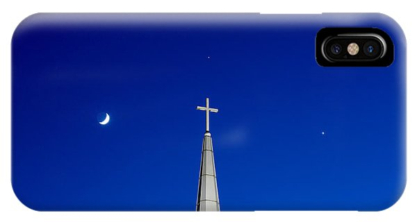 The Trinity IPhone Case