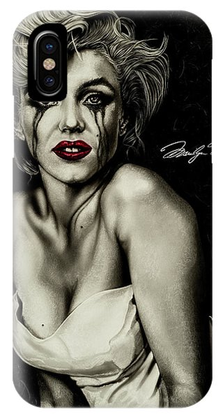 The True Marilyn IPhone Case