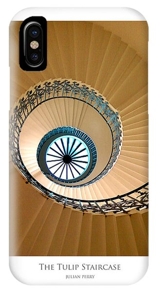The Tulip Staircase IPhone Case
