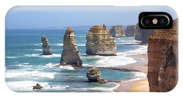 The Twelve Apostles IPhone Case