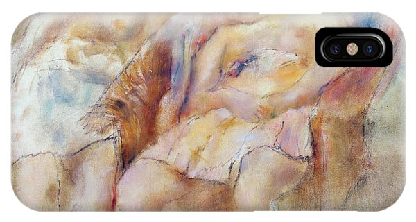 Sleeper iPhone Case - The Two Sleepers by Jules Pascin