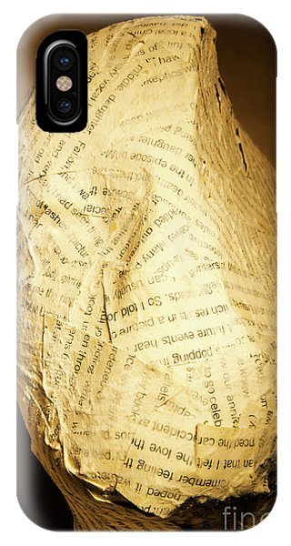 Creation iPhone Case - The Unfinished Story by Jorgo Photography - Wall Art Gallery
