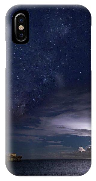 Astro iPhone Case - The Unicorn by Chris Haverstick
