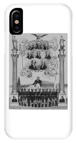 The Union Must Be Preserved IPhone Case