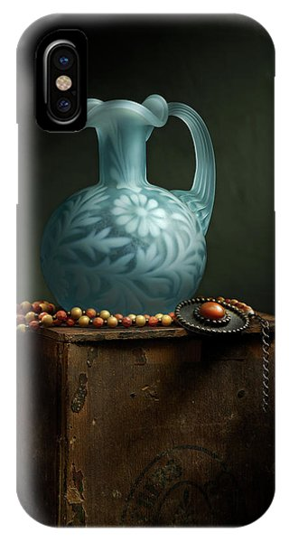 IPhone Case featuring the photograph The Vase by Cindy Lark Hartman