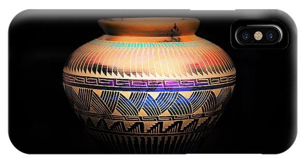 The Vase Of Joy IPhone Case