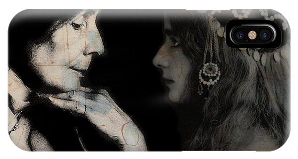 French iPhone Case - The Very Thought Of You  by Paul Lovering