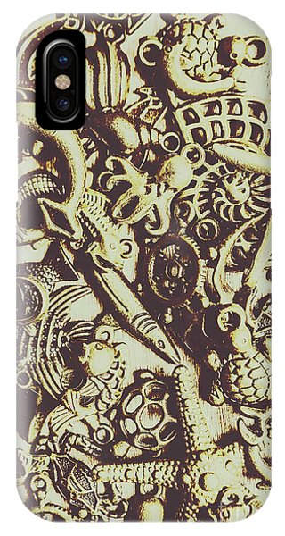 Nautical iPhone Case - The Vintage Nautics by Jorgo Photography - Wall Art Gallery