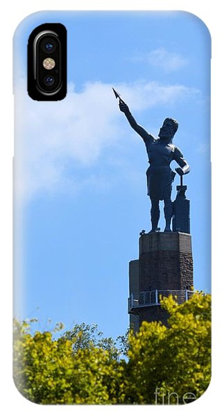 The Vulcan IPhone Case