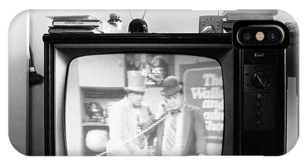 Phoenix Television Circa 1971 IPhone Case