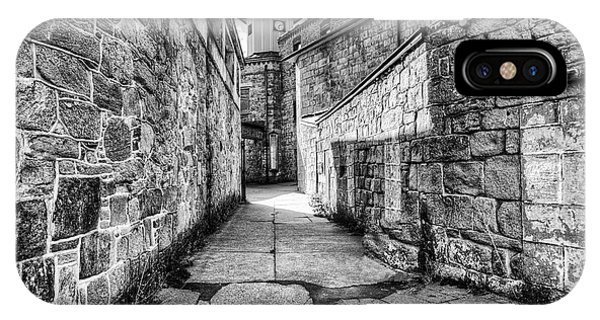 The Watch Tower Eastern State Penitentiary IPhone Case