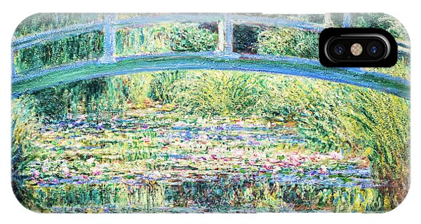 The Water Lily Pond By Monet IPhone Case
