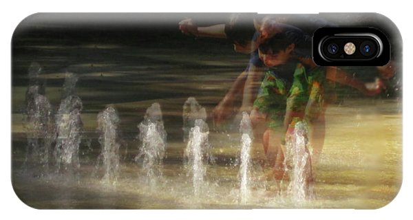 The Water Maestro  IPhone Case