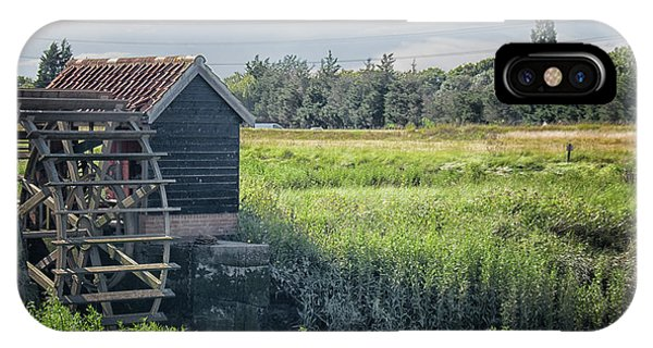 English Countryside iPhone Case - The Water Mill by Martin Newman