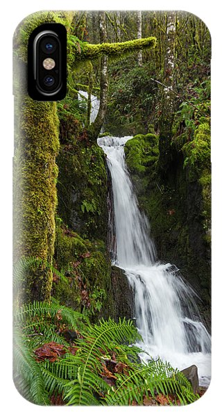 The Water Staircase IPhone Case